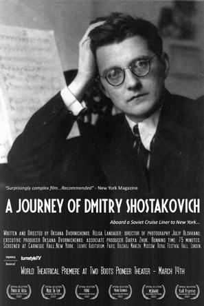A Journey of Dmitry Shostakovich poster3